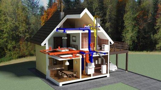 распределение электроэнергии по дому