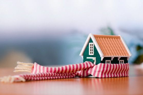 шарф для обогрева дома