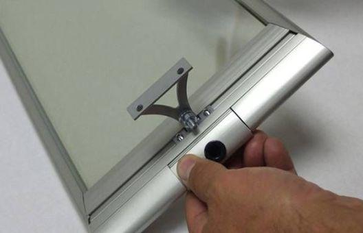 легкая алюминиевая конструкция