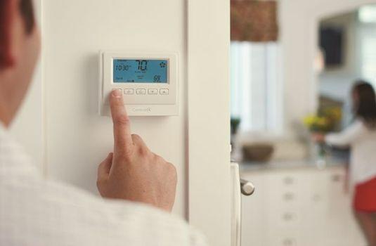 климат контроль для батареи отопления