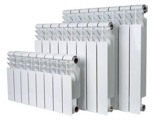 радиаторы с большим количеством секций