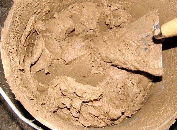 подготовка глиняного раствора