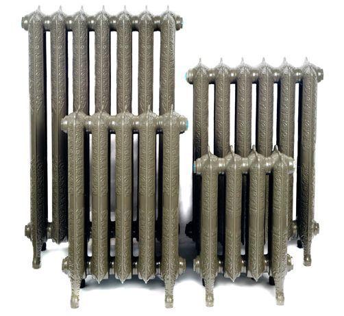 чугунные радиаторы для отопления частного дома