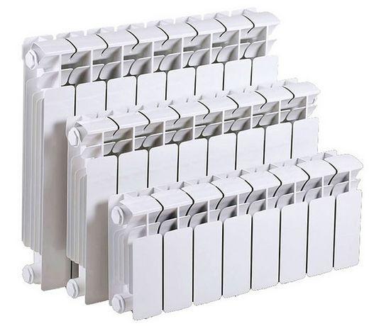 биметаллические радиаторы для частного дома