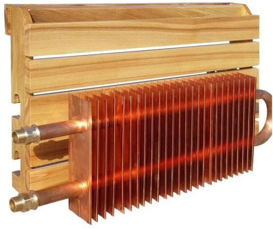 радиатор гармошка для отопления частного дома