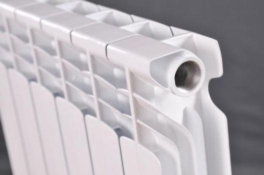 алюминиевый радиатор отопления без подключения