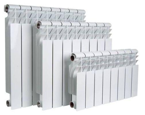 какие размеры у радиаторов отопления