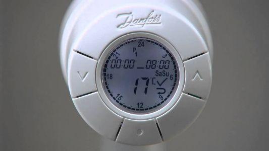 терморегулятор данфосс