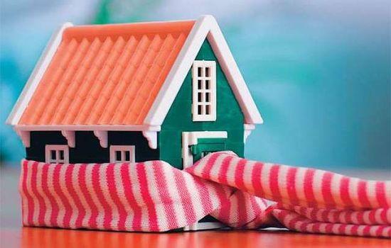 отопление дома шарфом