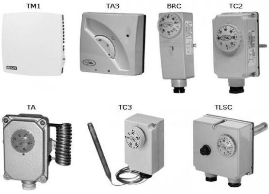 терморегуляторы для котла отопления