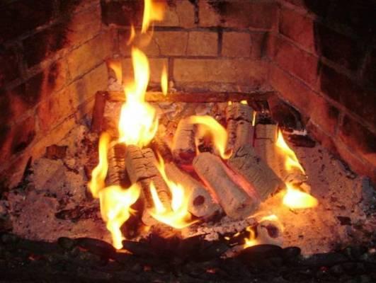 хорошее горение