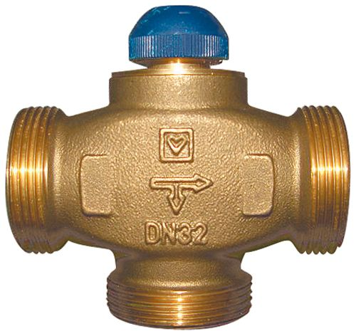 трехходовой клапан дн32