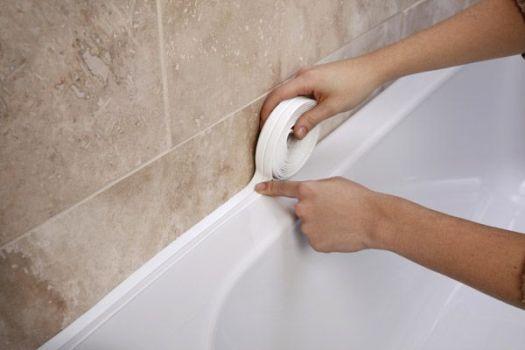 пвх лента для ванны