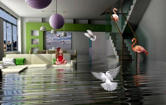 затопленная квартира
