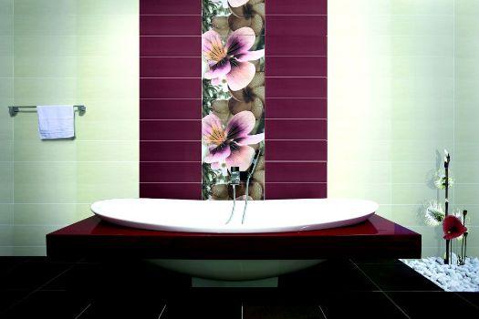 испанская плитка с цветочным рисунком