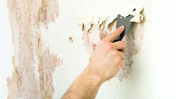 очистить поверхность под монтаж панелей пвх