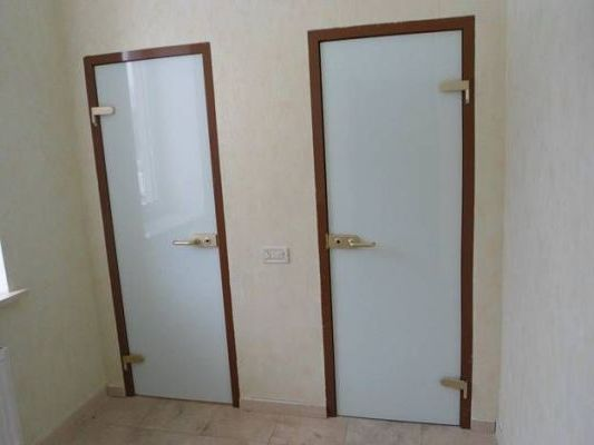 пвх двери для ванной