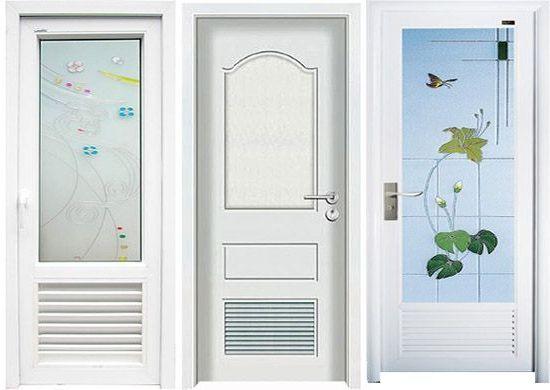 дизайнерские двери для санузла