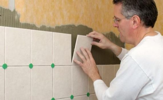 цена на работы по плитке