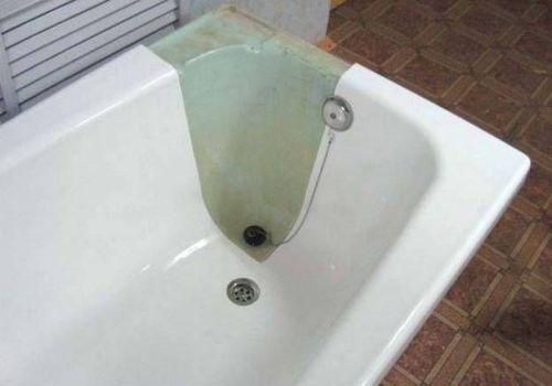 сравнение на примере ванны