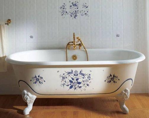качество чугунной ванны