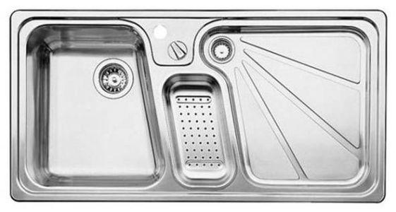 мойка для кухни с двумя отсеками