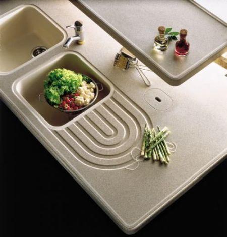 раковина для кухни из керамики