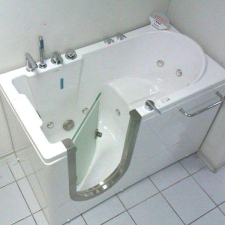 как выглядит сидячая ванна