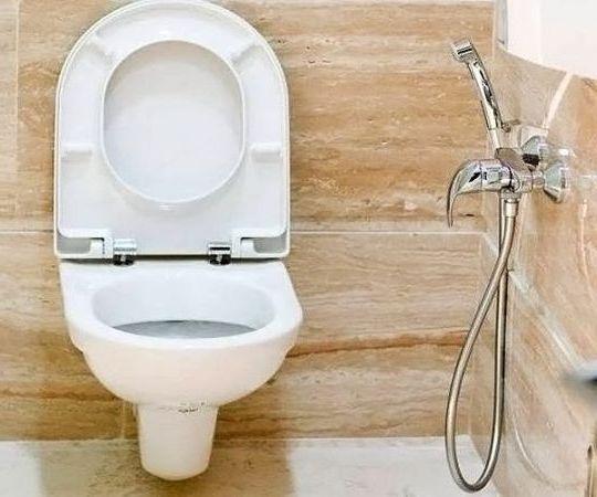 отдельный гигиенический душ