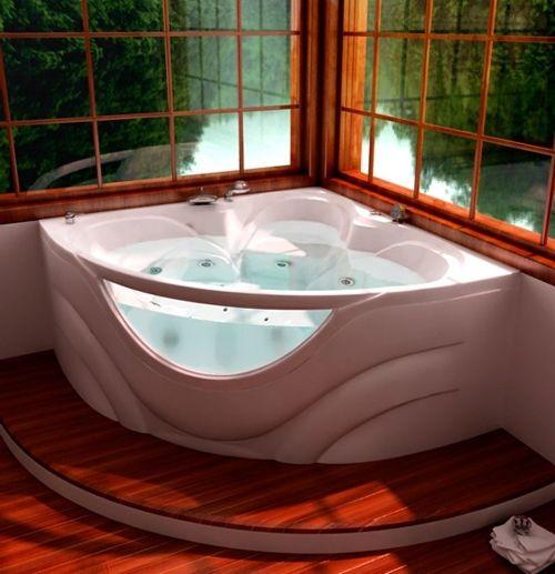 ванна тритон с джакузи