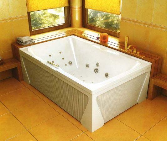 ванна тритон после чистки