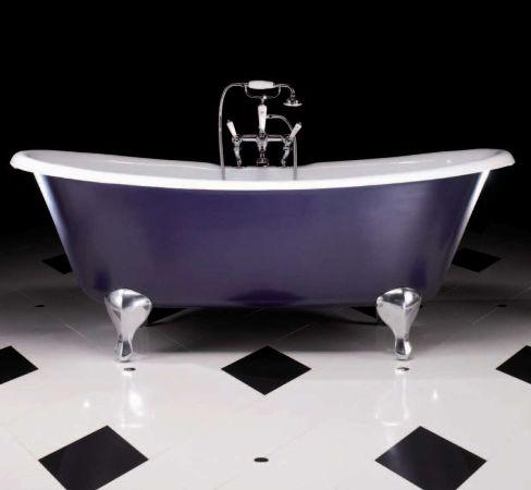 чугунная ванна 170*70