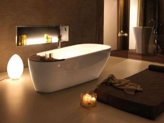 отдельная чугунная ванна