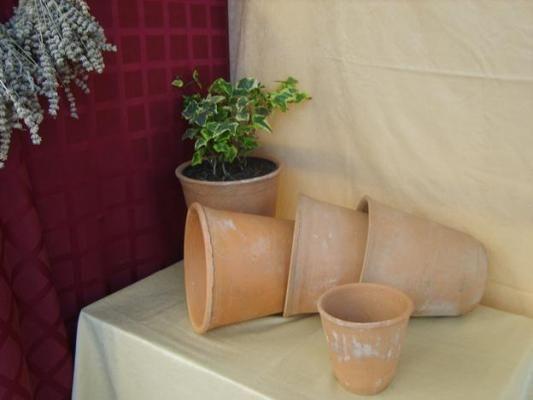 глиняная посуда для поиска воды