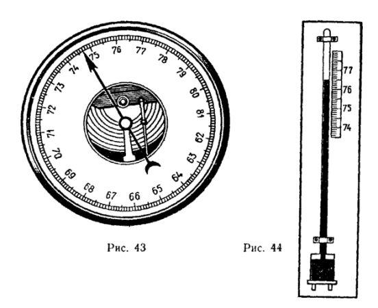 использование барометра для поиска воды для скважины