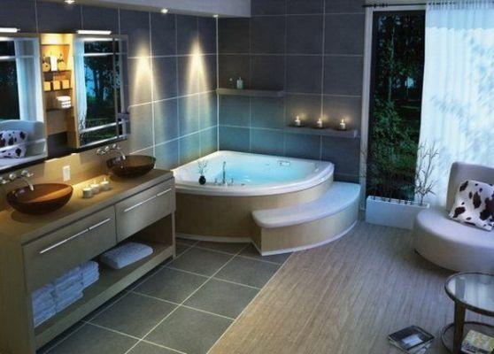 индивидуальный дизайн акриловых ванн