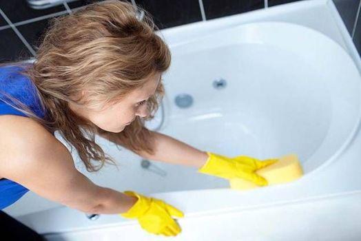 как и чем мыть ванну