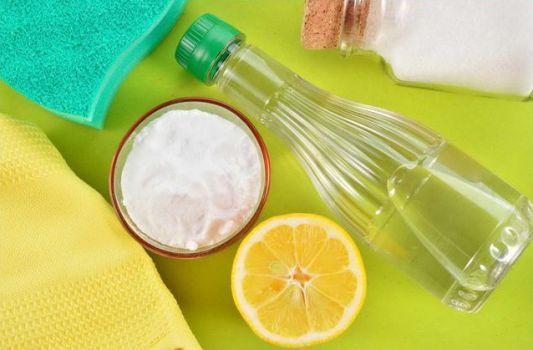 применение соды и уксуса