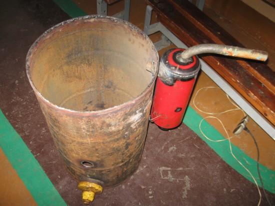 Изготовить газогенератор дома для автомобиля