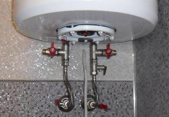 крюки водонагревателя