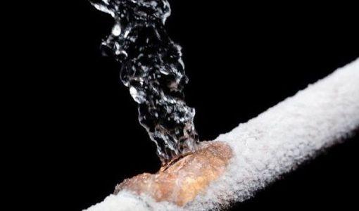побочные действия при замерзании труб
