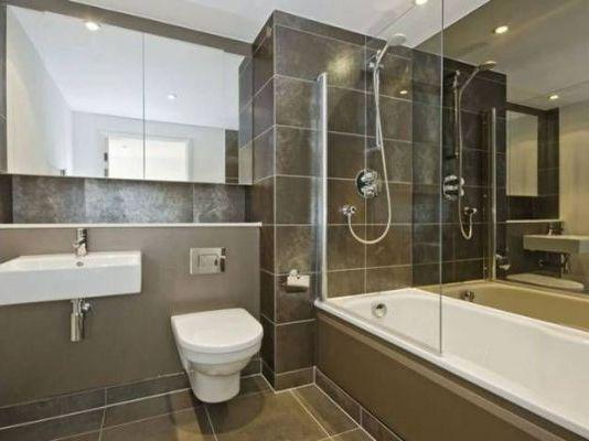 размер плитки в ванной