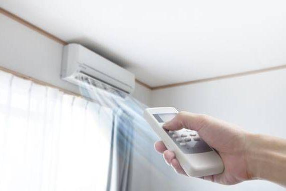 кондиционер не вырабатывает холодный воздух