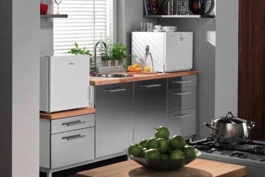 не встраиваемая посудомойка