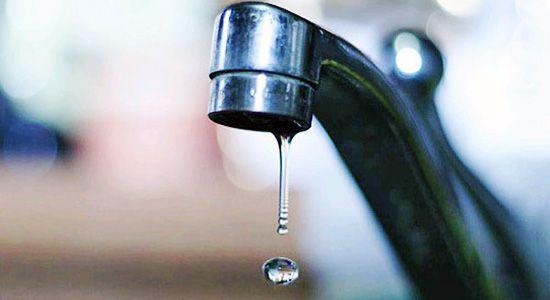 протечка воды из крана