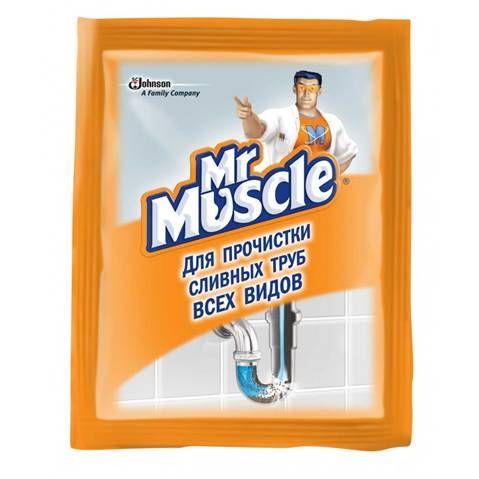 мистер мускул для засоров