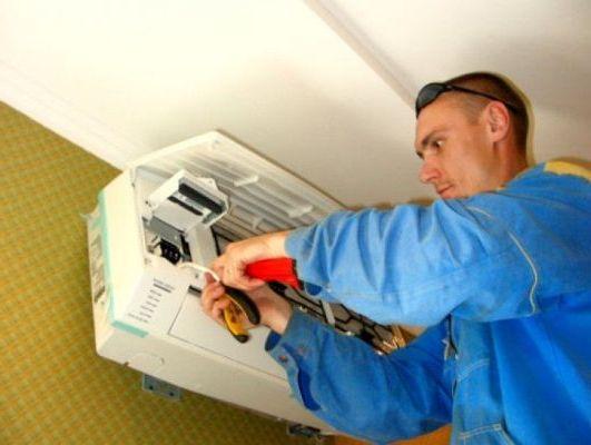 специалист по ремонту кондиционеров