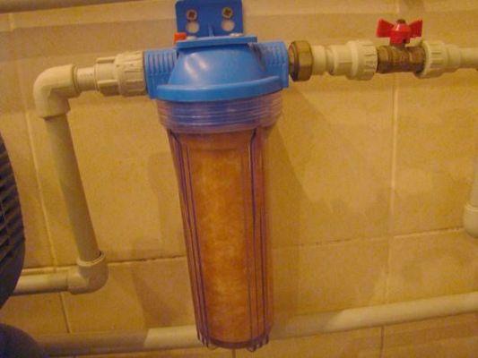 фильтр для насосного оборудования