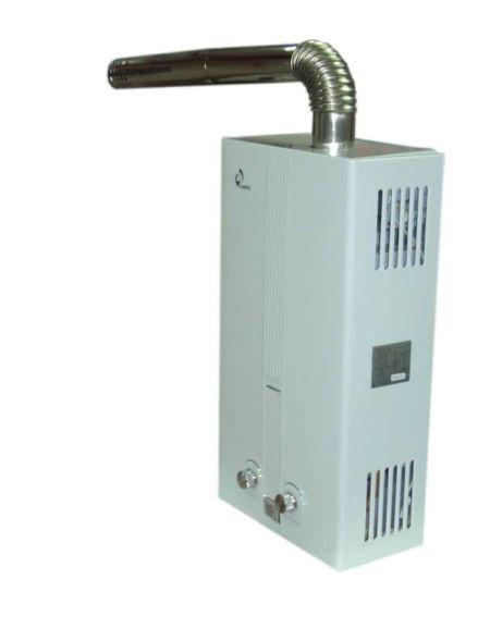 газовая колонка с дымоходом