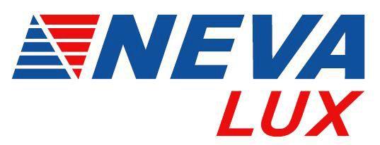 логотип нева люкс